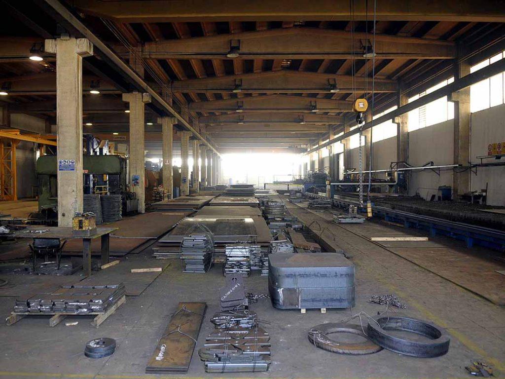 Officina meccanica Bergamo Brescia