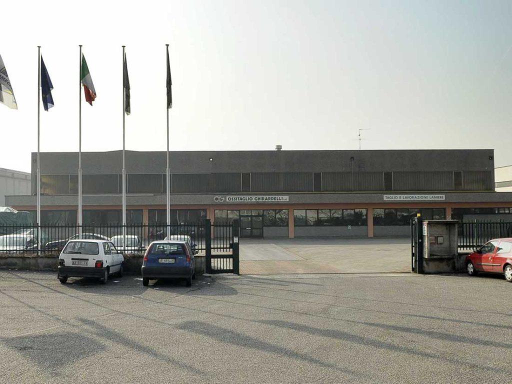 Officina meccanica Brescia Bergamo
